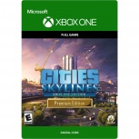 Cities: Skylines Premium Edition, Xbox One ― Producto Digital Descargable