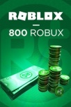 Roblox, 800 Robux, Xbox One ― Producto Digital Descargable