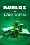 Roblox, 1700 Robux, Xbox One ― Producto Digital Descargable