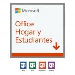 Microsoft Office Hogar y Estudiantes 2019, 1 PC, Plurilingüe, Windows/Mac ― Producto Digital Descargable ― ¡Compre y reciba $50 pesos de saldo para su siguiente pedido!