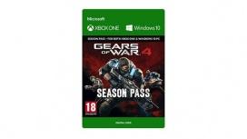 Gears of War 4 Season Pass, Xbox One ― Producto Digital Descargable