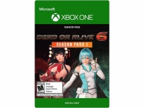 Dead or Alive 6: Season Pass, Xbox One ― Producto Digital Descargable