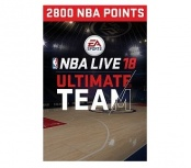 NBA LIVE 18 Ultimate Team, 2800 Puntos, Xbox One ― Producto Digital Descargable