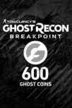 Tom Clancy's Ghost Recon Breakpoint 600 Ghost Coins, Xbox One ― Producto Digital Descargable