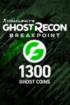 Tom Clancy's Ghost Recon Breakpoint 1300 Ghost, Xbox One ― Producto Digital Descargable