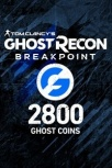Tom Clancy's Ghost Recon Breakpoint 2800 Ghost Coins, Xbox One ― Producto Digital Descargable