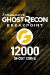 Tom Clancy's Ghost Recon Breakpoint: 12.000 Ghost Coins, Xbox One ― Producto Digital Descargable