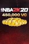 NBA 2K20, 450.000 VC, Xbox One ― Producto Digital Descargable