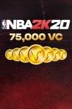 NBA 2K20, 75.000 VC, Xbox One ― Producto Digital Descargable