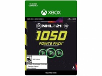 NHL 21: 1050 Points, Xbox One ― Producto Digital Descargable