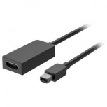 Microsoft Adaptador Mini DisplayPort Macho - HDMI Hembra, Negro