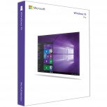 Microsoft Windows 10 Pro Inglés, 64-bit, DVD, 1 Usuario, OEM