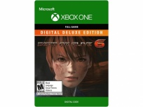 Dead or Alive 6 Deluxe Edition, Xbox One ― Producto Digital Descargable