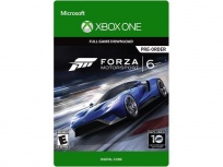 Forza Motorsport 6 Standard, Xbox One ― Producto Digital Descargable