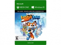 Super Lucky's Tale, Xbox One ― Producto Digital Descargable