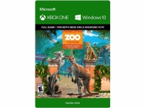 Zoo Tycoon: Ultimate Animal Collection, Xbox One ― Producto Digital Descargable