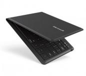 Teclado Microsoft Plegable GU5-00004, Bluetooth 4.0, Negro (Español)