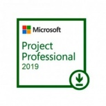 Microsoft Project Professional 2019, 1 PC, Plurilingüe, Windows ― Producto Digital Descargable