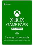 Xbox Game Pass, 3 Meses, Consola ― Producto Digital Descargable