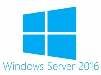 Microsoft Windows Server 2016 Standard, 1 Usuario, DVD, 64-bit, OEM