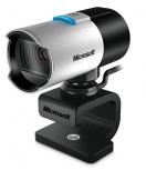Microsoft LifeCam Studio con Micrófono, 5MP, 1920 x 1080 Pixeles, USB 2.0, Negro/Plata