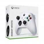 Microsoft Gamepad/Control para Xbox Series S/One Robot White, Inalámbrico, Bluetooth, Blanco