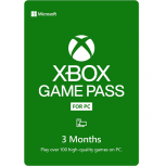 Xbox Game Pass, 3 Meses, PC ― Producto Digital Descargable
