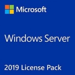 Microsoft Windows Server 2019 CAL, Español, 5 Usuarios, DSP