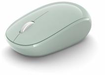 Mouse Microsoft Óptico RJN-00025, Inalámbrico, Bluetooth, 1000 DPI, Menta