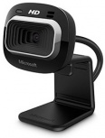 Microsoft Webcam LifeCam HD-3000, 1280 x 720 Pixeles, USB 2.0, Negro