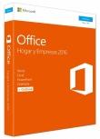 Microsoft Office Hogar y Empresas 2016 Español, 32/64-bit, 1 PC, para Windows