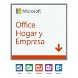 Microsoft Office Hogar y Empresas 2019, 1 PC, Plurilingüe, para Windows/Mac ― Producto Digital Descargable