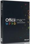 Microsoft Office Home & Business 2011 Español, 32-bit/x64, DVD, para Mac, Caja (FPP)