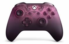 Microsoft Gamepad/Control para Xbox One y PC Phamton, Inalámbrico, Bluetooth, Magenta