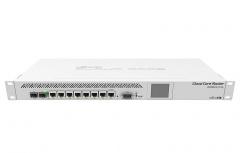 Router MikroTik Gigabit Ethernet Cloud Core, Alámbrico, 1.2GHz, 8x RJ-45
