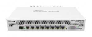 Router Mikrotik Gigabit Ethernet Cloud Core, Alámbrico, 8x RJ-45