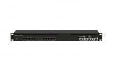Router MikroTik Gigabit Ethernet RouterBoard, Alámbrico, 5x RJ-45