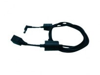 Zebra Cable de Poder 1.8 Metros, Negro, para Zebra PWR-BGA12V50W0WW