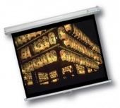 Multimedia Screens Pantalla de Proyección Manual MSC-178, 70'', Blanco