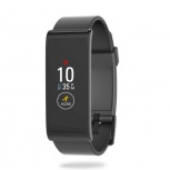 MyKronoz Smartwatch ZeFit4, Touch, Bluetooth 4.0 BLE, Android/iOS, Negro