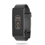 MyKronoz Smartwatch ZeFit4 HR, Bluetooth 4.0 BLE, Android/iOS, Negro