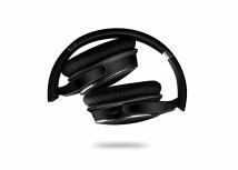 Naceb Technology Audífonos con Micrófono Fornax, Bluetooth, Inalámbrico, Negro