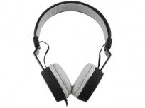Naceb Audífonos con Micrófono NA-0310G, Alámbrico, 1.2 Metros, 3.5mm, Negro/Gris