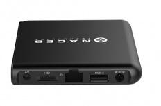 Naceb TV Box NA-0501, Android 6.0, 8GB, WiFi, HDMI, USB 2.0