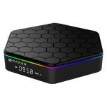 Naceb TV Box NA-0502, 4K Ultra HD, Android 6.0, 16GB, WiFi, HDMI, USB 2.0