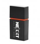 Nexxt Solution Adaptador de Red USB Lynx301, Inalámbrico, WLAN, 300 Mbit/s