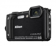 Cámara Todo Terrreno Nikon COOLPIX W300, Negro