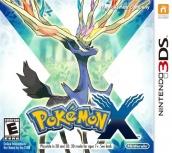 Nintendo Pokemon X, Nintendo 3DS (ENG)