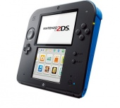 Nintendo 2DS, Azul - Incluye Mario Kart 7