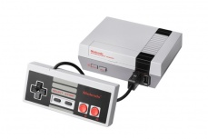Nintendo NES Classic Edition, HDMI, Gris
